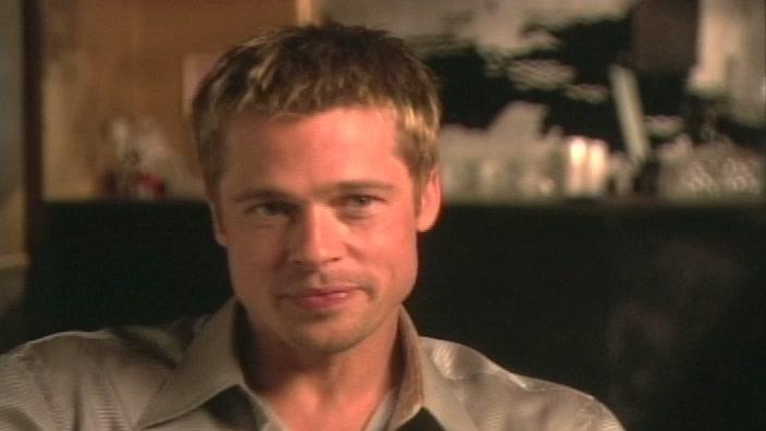 Ocean's 11: Brad Pitt-On Some Of The Cast