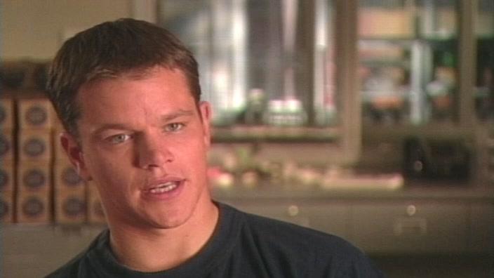 Ocean's 11: Matt Damon-On The Creative Environment On The Set