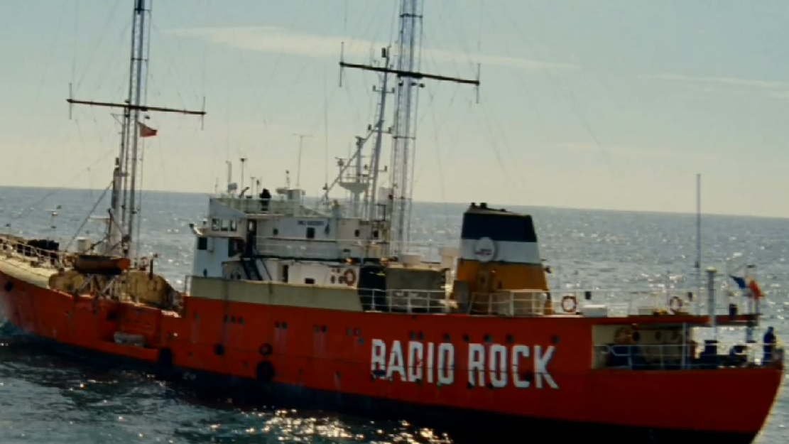 Pirate Radio (Trailer 1)