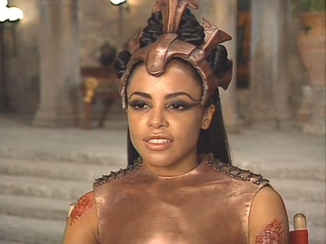 Queen Of The Damned, The-Aaliyah: On The Appeal Of Horror