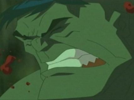 Hulk Vs: Scene 2 (Wolverine)
