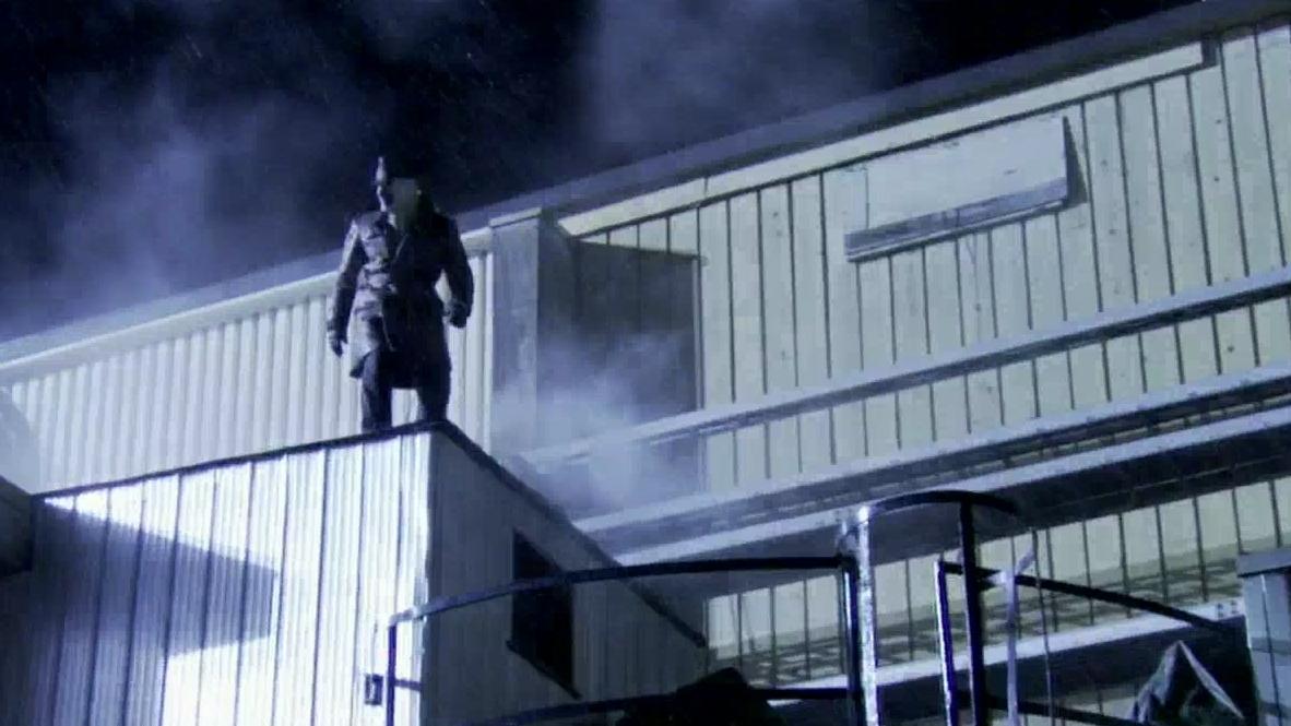 Watchmen: Rorschach's Mask