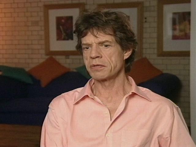 Enigma Soundbite: Mick Jagger Why Film Produce