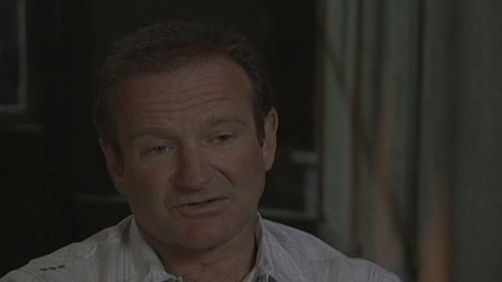 Insomnia Soundbites: Robin Williams-Walter Finch-On Character