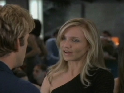 The Sweetest Thing Scene: What's My Problem?