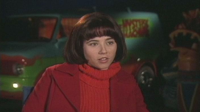 Scooby Doo Soundbites: Linda Cardellini-Velma Dinkley-On Velma's Look