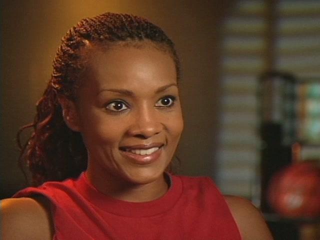 Juwanna Mann Soundbite: Fox On Her Basketball Training