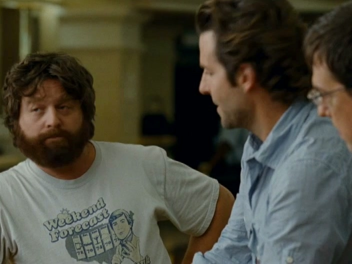 The Hangover: This Isn't The Real Caesar's Palace Is It?