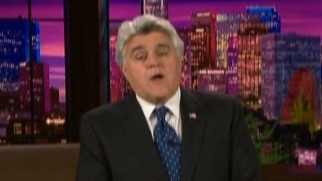 Tonight Show With Jay Leno: Jay's Last Show: Clip 1