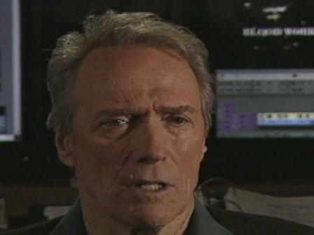 Blood Work Soundbite: Clint Eastwood On Directing Scenes He's In