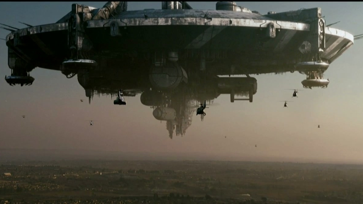 District 9: They Rise Cutdown (Tv Spot)