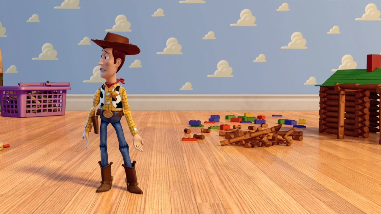Toy Story Double Feature