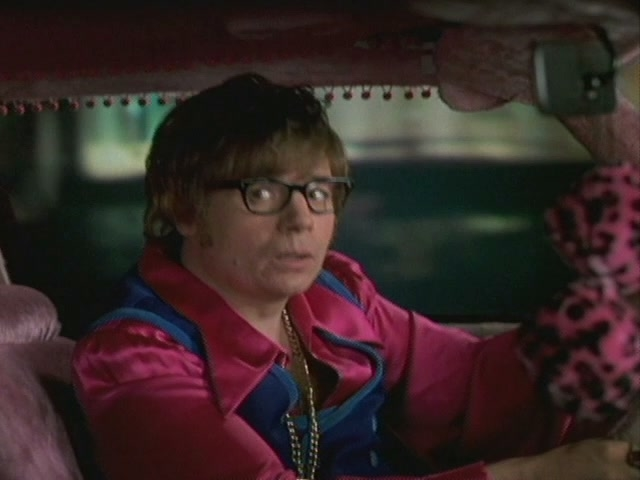 Austin Powers In Goldmember: The Future