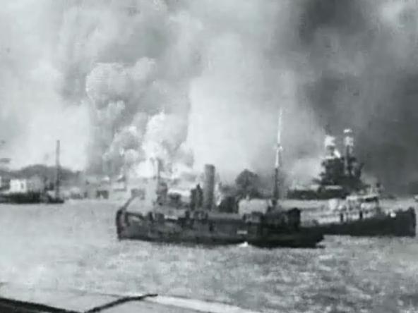 The War: Pearl Harbor