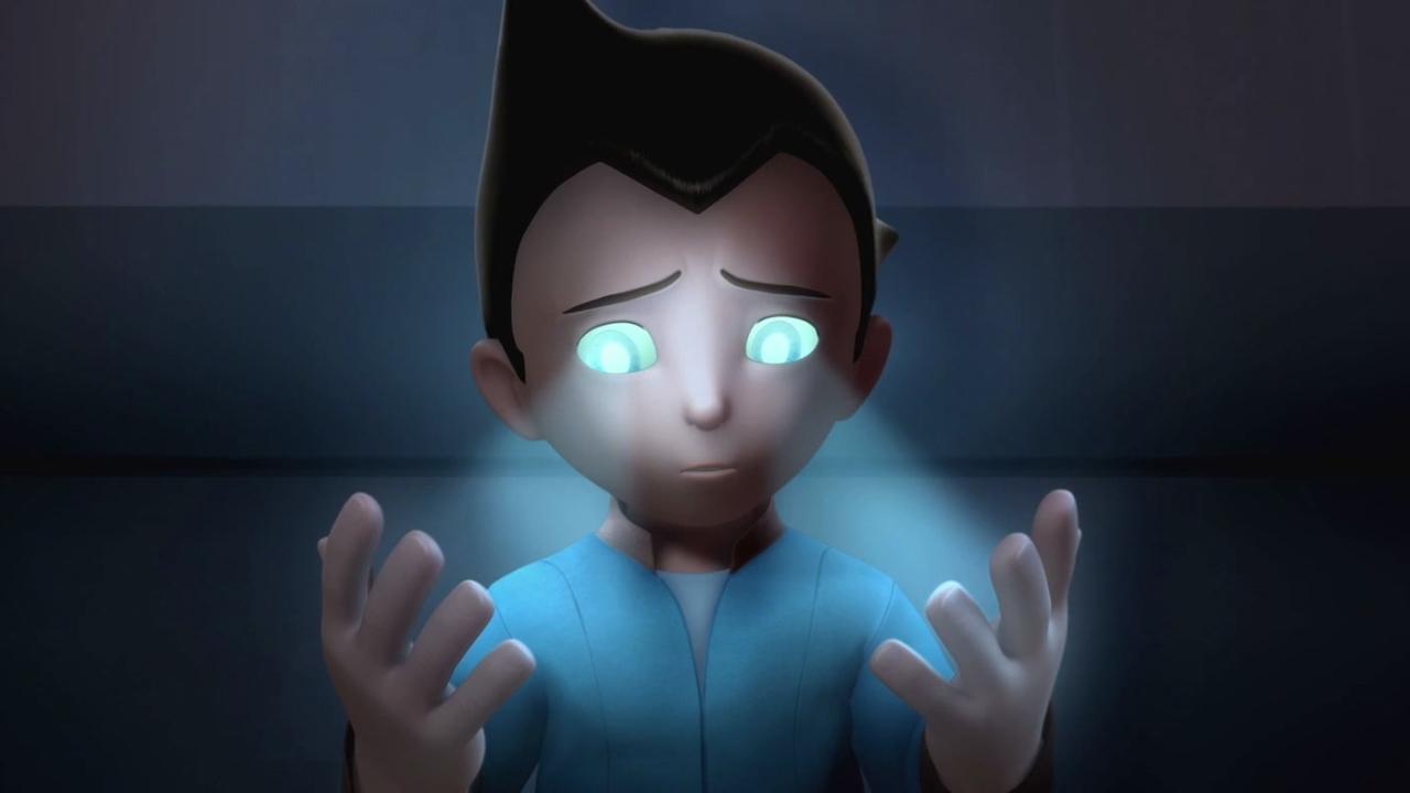 Astro Boy: Escape From Metro City