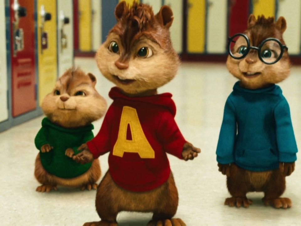 Alvin And The Chipmunks: The Squeakquel (Trailer 1)