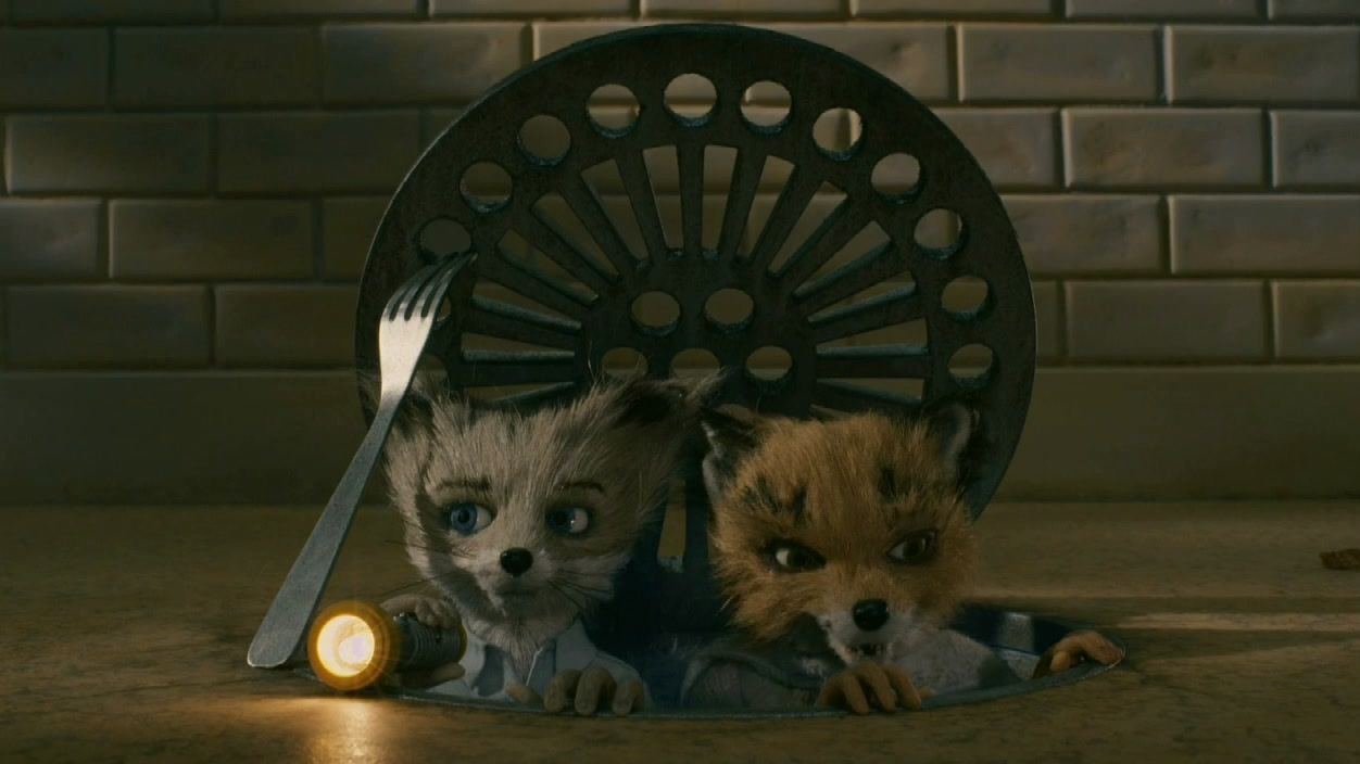 The Fantastic Mr. Fox: You Look Good