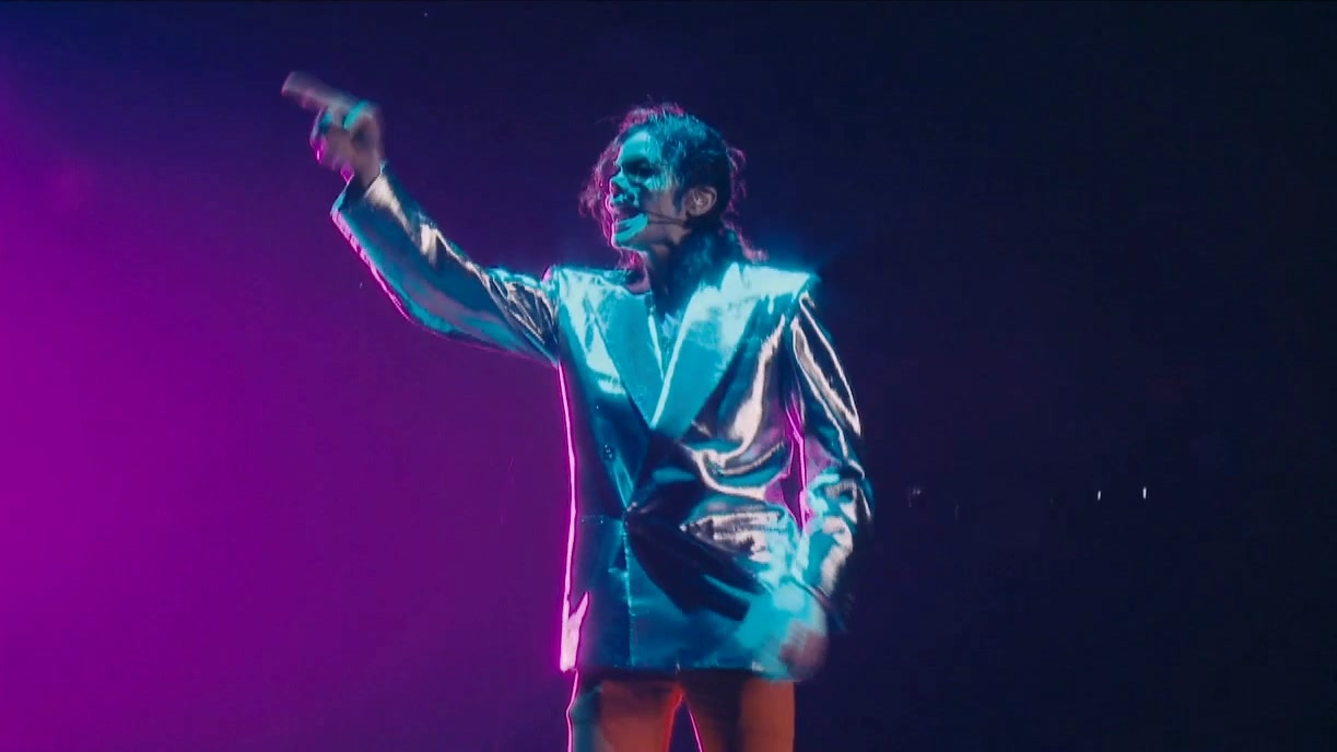 Michael Jackson's This Is It: Why Why Ext