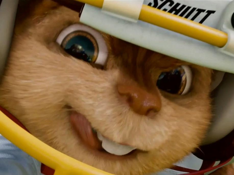 Alvin And The Chipmunks: The Squeakquel (Secret Weapon)
