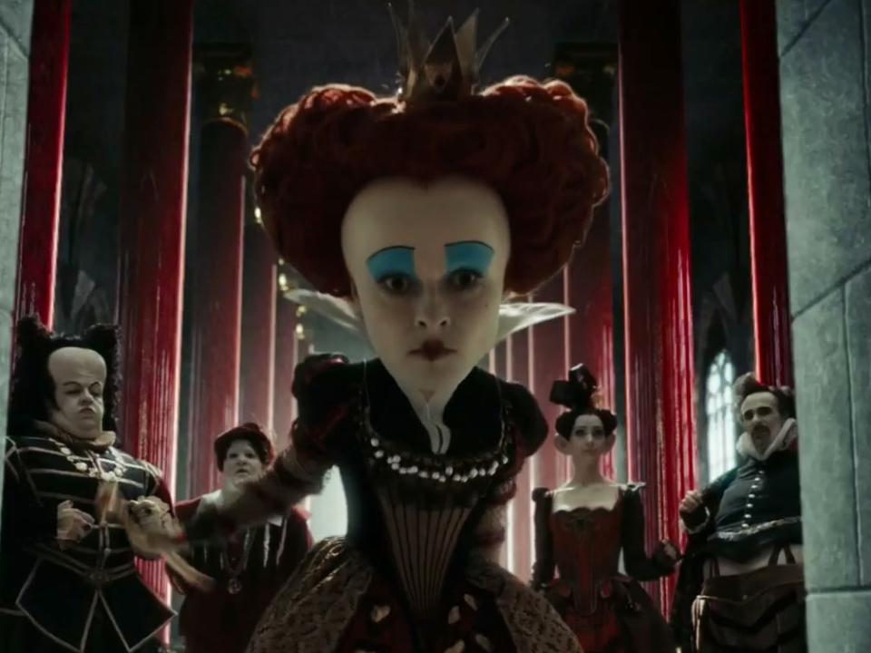 Alice In Wonderland (Trailer 1)