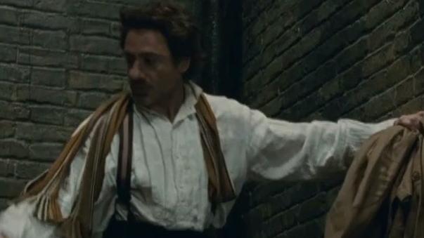 Sherlock Holmes: Are You Wearing A False Nose?