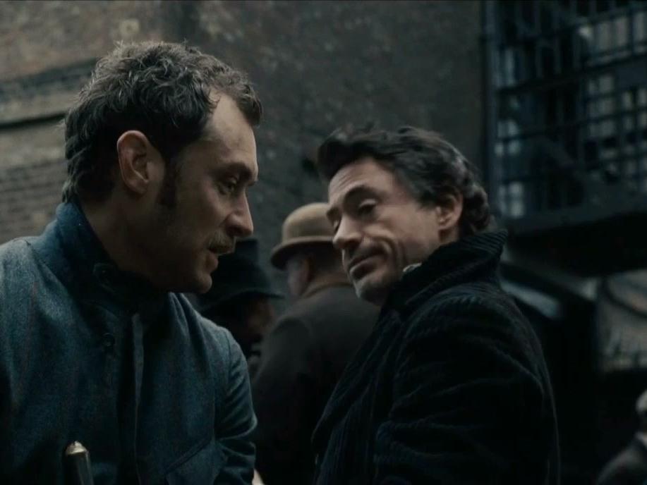 Sherlock Holmes: When Do I Complain?