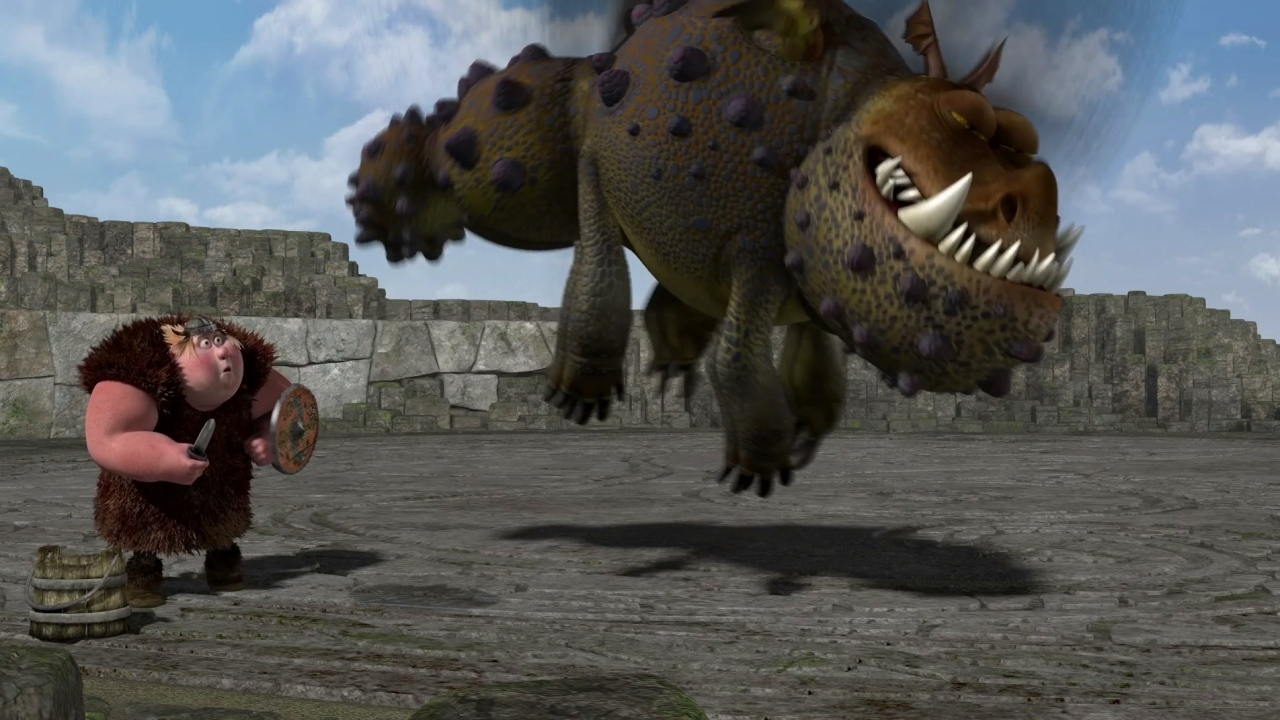 How To Train Your Dragon: Dragon Training Lesson 2