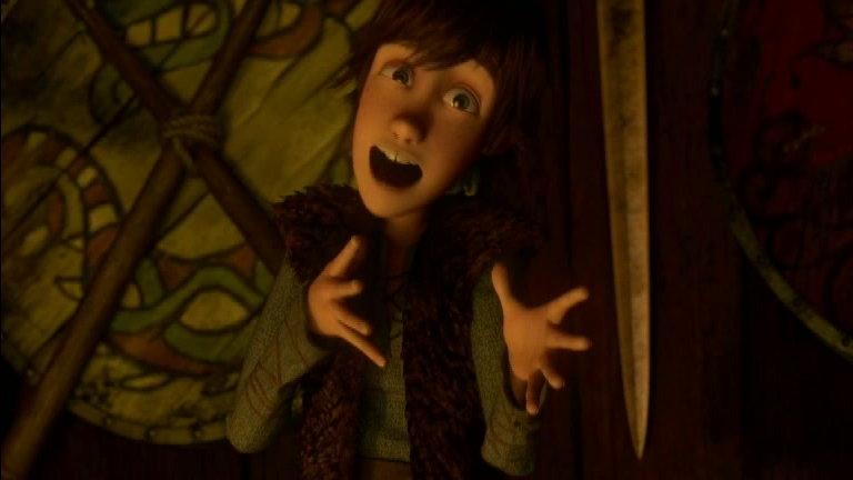 How To Train Your Dragon: I Don't Want To Fight Dragons