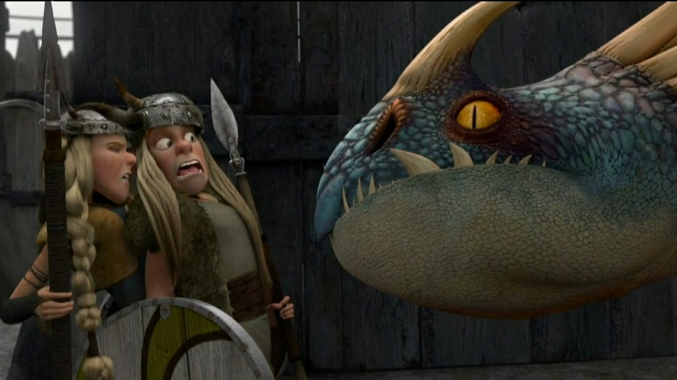 How To Train Your Dragon: Dat Two Nadder