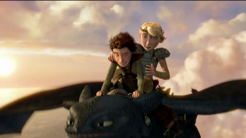 How To Train Your Dragon: Busted