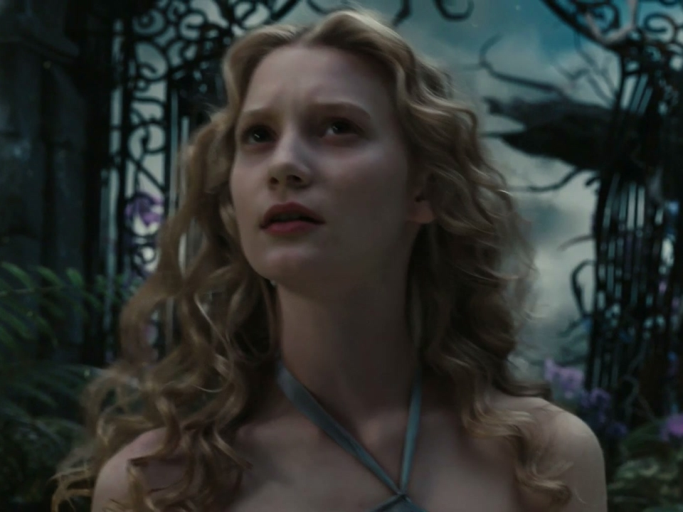 Alice In Wonderland: Curiouser And Curiouser