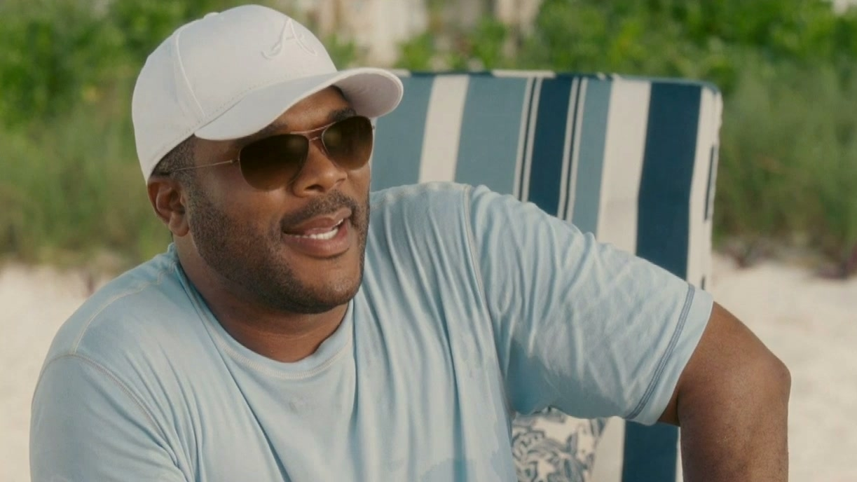Tyler Perry's Why Did I Get Married Too? Jet Ski