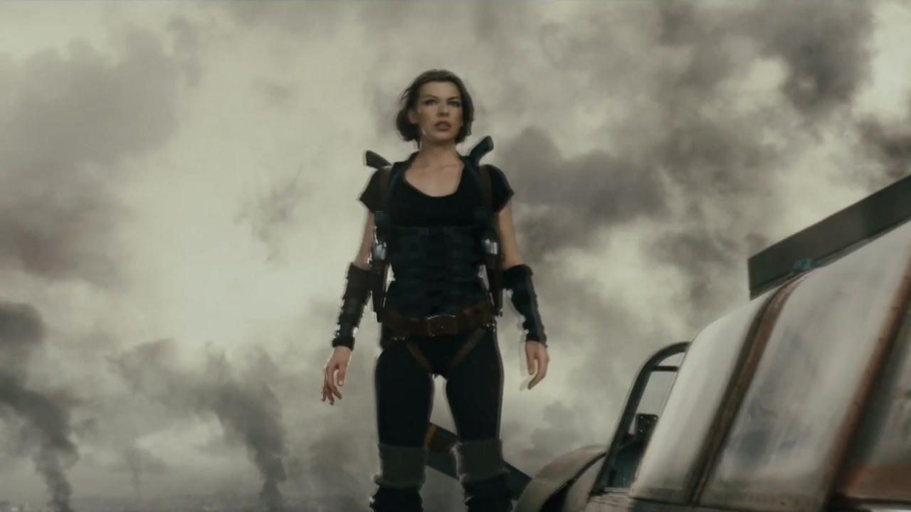 Resident Evil Afterlife Reviews Metacritic
