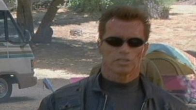 Terminator 3: Rise Of The Machines Scene: Judgement Day