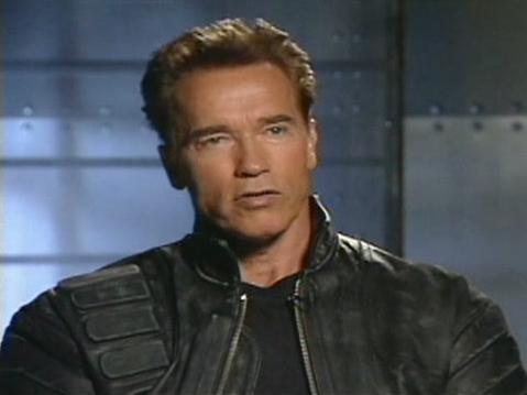 Terminator 3: Rise Of The Machines Soundbites: Arnold On Director Jonathan Mostow