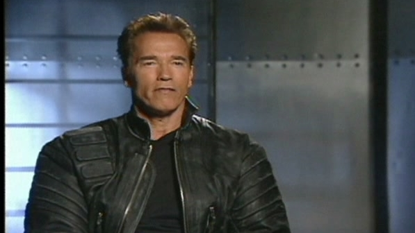 Terminator 3: Rise Of The Machines Soundbites: Arnold On Story's Universal Appeal