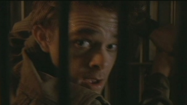 Terminator 3: Rise Of The Machines Scene: Escape From Cage