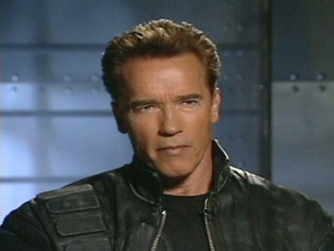 Terminator 3: Rise Of The Machines Soundbites: Arnold On The T-X