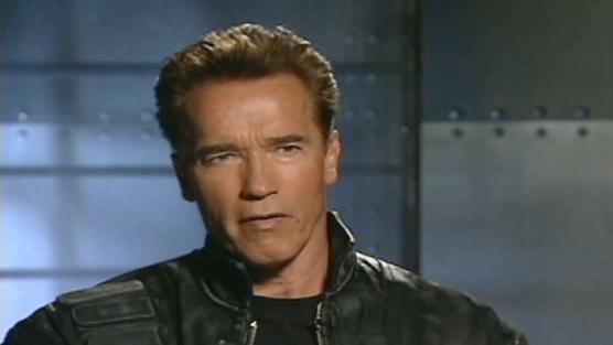 Terminator 3: Rise Of The Machines Soundbites: Arnold On The Cast