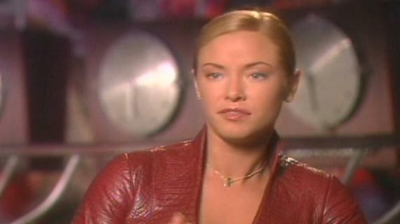 Terminator 3: Rise Of The Machines Soundbites: Kristanna Loken On Being In A Terminator Movie