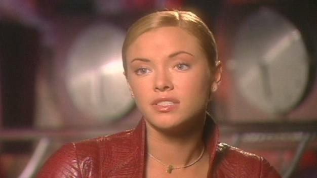 Terminator 3: Rise Of The Machines Soundbites: Kristanna Loken On Arnold