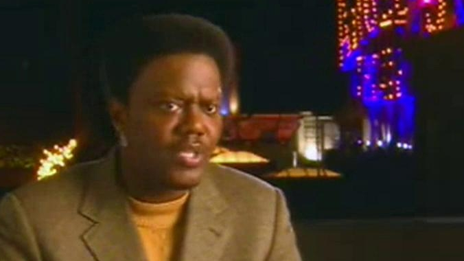 Charlie's Angels Full Throttle Soundbites: Bernie Mac