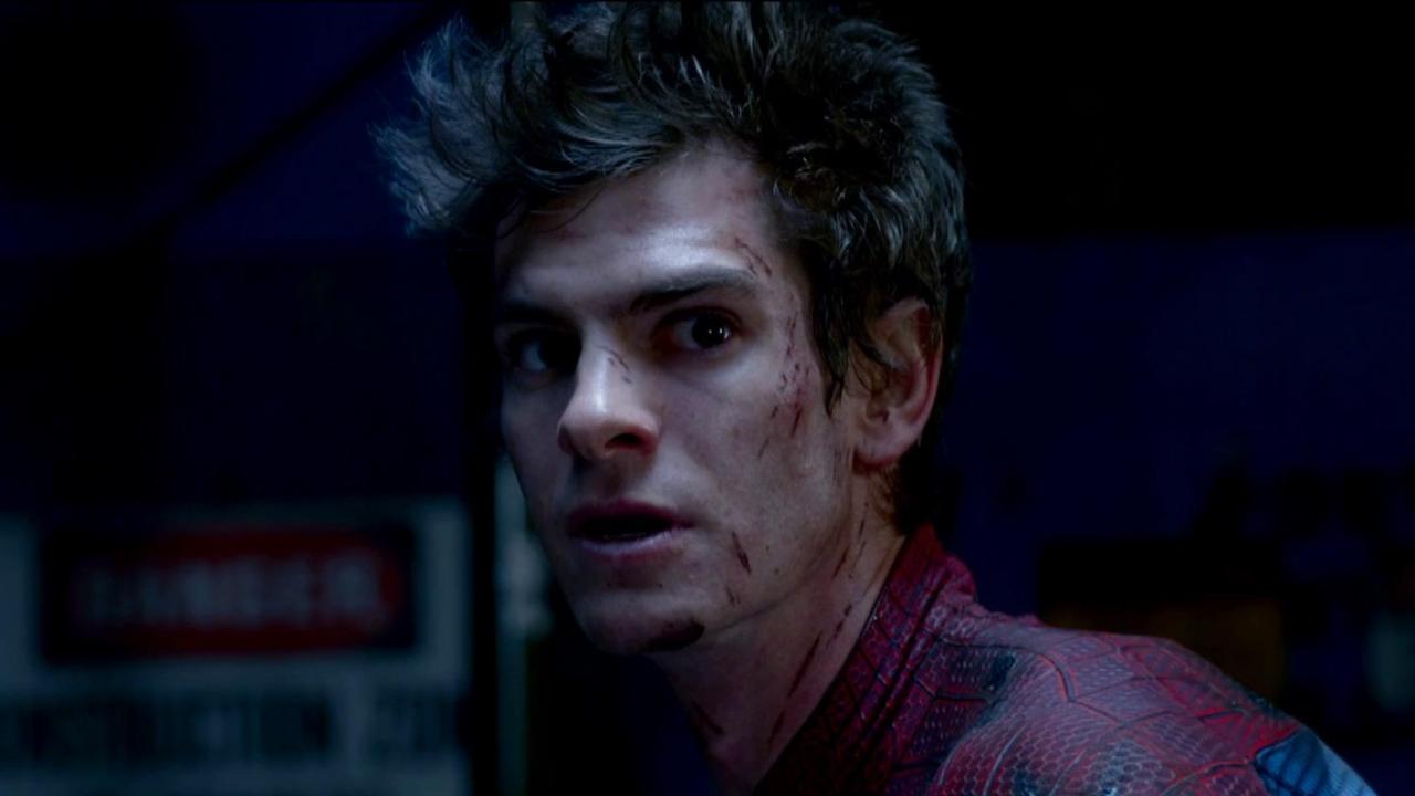The Amazing Spider-Man (Trailer 1)