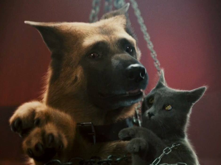 Cats & Dogs: The Revenge Of Kitty Galore (You'll Never Get Away With This)