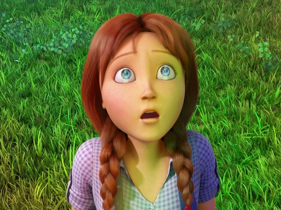 Legends Of Oz: Dorothy's Return (Trailer 1)
