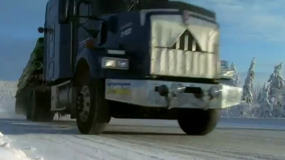 Ice Road Truckers: Lisa's Monster Megahaul