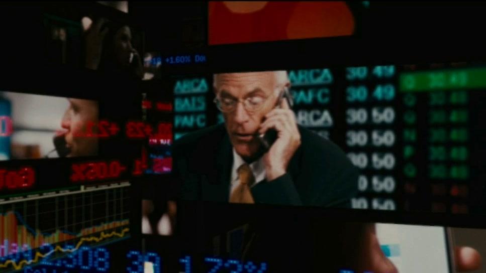 Wall Street: Money Never Sleeps (Financial News Clip 3)