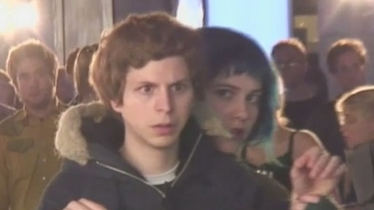 Scott Pilgrim Vs. The World: On The Cast Doing Stunts