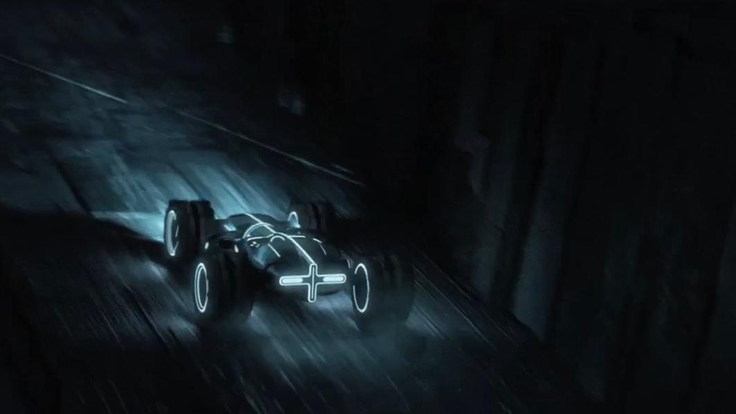 Tron: Legacy (Quorra Saves Sam)