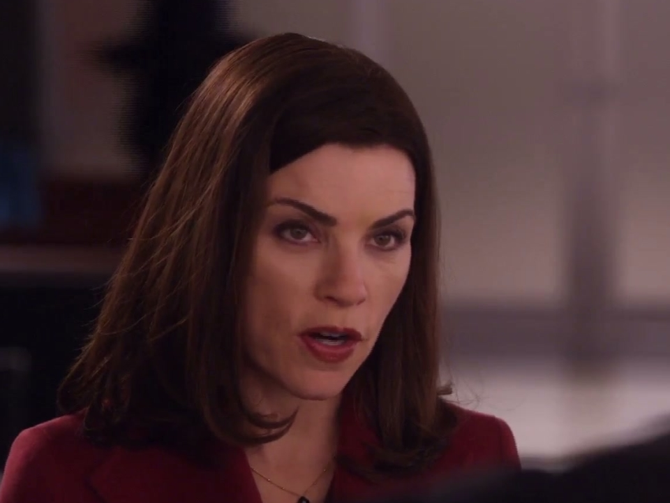 The Good Wife: Poisoned Pill